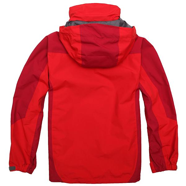 男款冲锋衣(橄榄树)阿珂姆1006021两层压胶冲锋衣