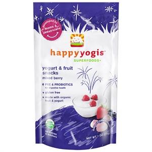 Happybellies 禧贝 混合莓溶溶豆28g